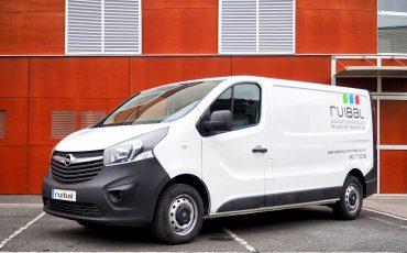 B2 Opel Vivaro 6m³